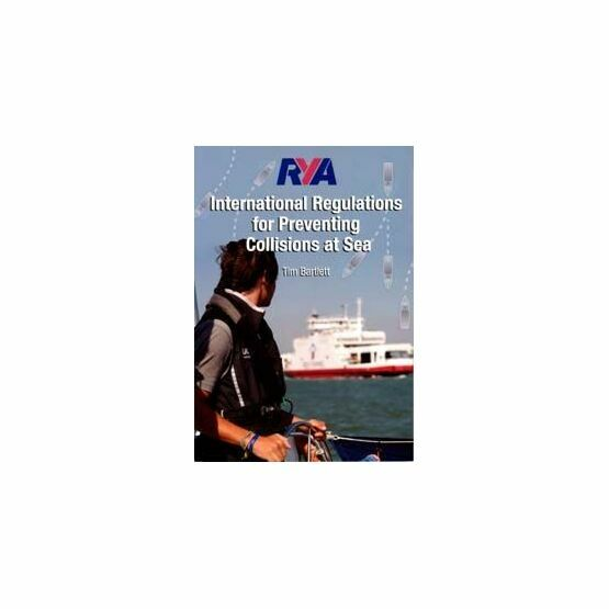 RYA International Regulations For Preventing Collisions At Sea G2